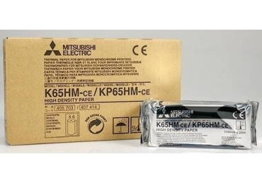 Ultrason Video Printer Kağıdı Mitsubishi K65HM