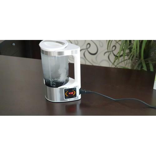 Hypowater V9 Taşınabilir Elektrolize Dezenfekte Edici Hijyen Su (Hipokloröz asit içerikli) Üretim Cihazı (2lt -3 farklı zaman kademeli)